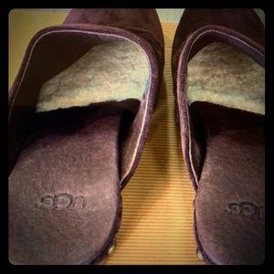 Ugg Australia Kaylee mule clog heels! Size 8!